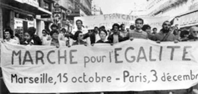 La Marche des Beurs, 25 ans après