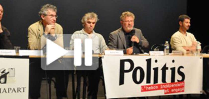 La réunion publique sur le « cas Allègre » en sons et vidéos