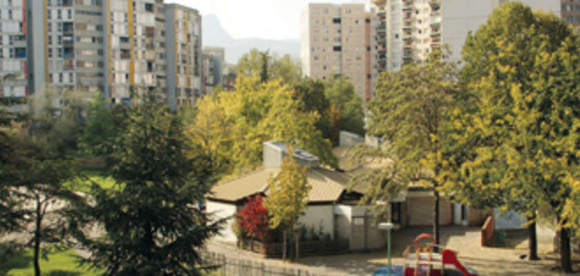 Grenoble entre deux feux