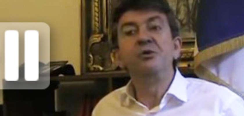 Jean-Luc Mélenchon : « Nous allons encore nous élargir »