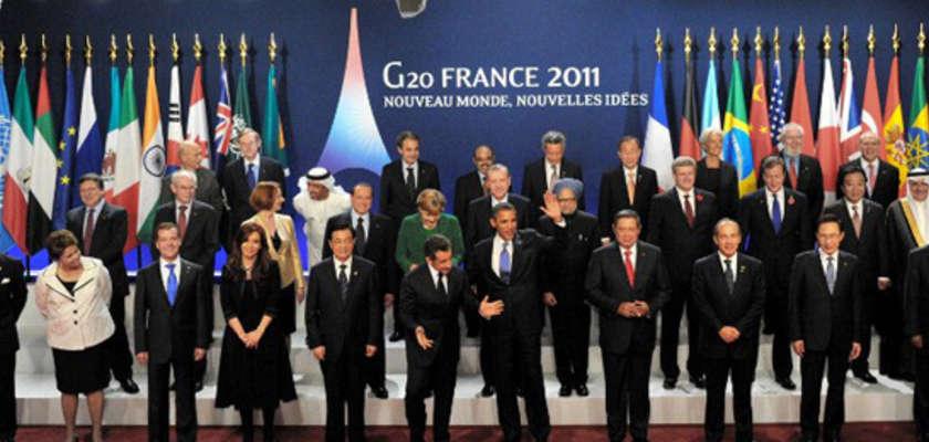 G20 : «Le Titanic coule, ils déplacent les chaises »