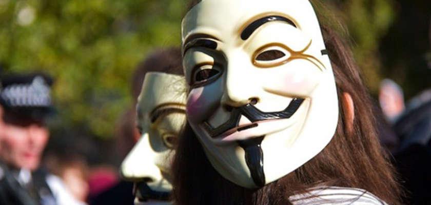 Qui sont les «Anonymous»?