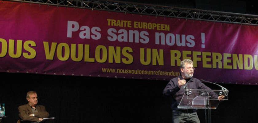 Appel des 200 : Europe, pas sans nous !