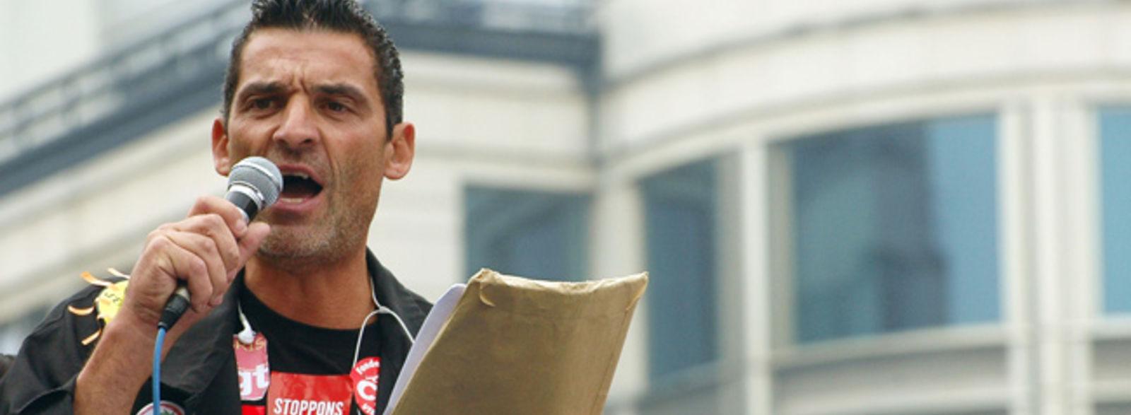 Xavier Mathieu condamné à 1200 euros d'amende