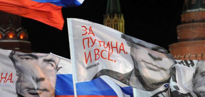 Poutine élu, avec ou sans tricheries
