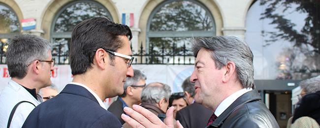 Illustration - Présidentielle 2012 : ils seront dix candidats - AFP / Bertrand Langlois
