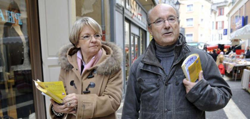 « Mains brunes sur la ville » : l'extrême droite a détruit Orange et Bollène