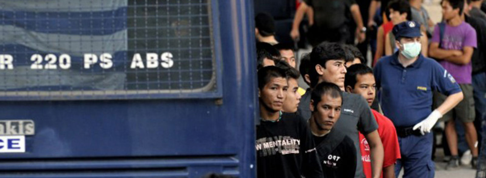 Migrants : le piège de Patras