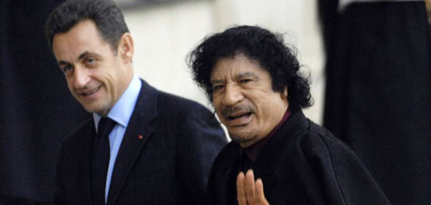Sarkozy-Kadhafi: l'étau se resserre