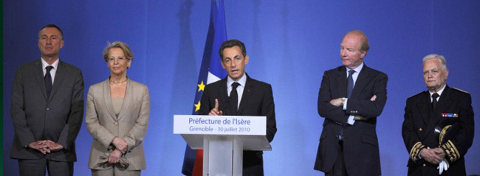 Ils ont imaginé d'autres «discours de Grenoble»