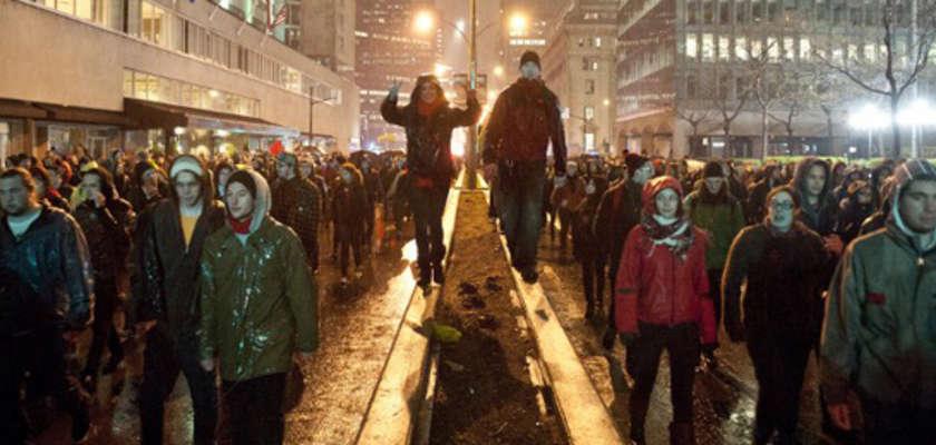 La grève étudiante «a basculé» dans un printemps québécois