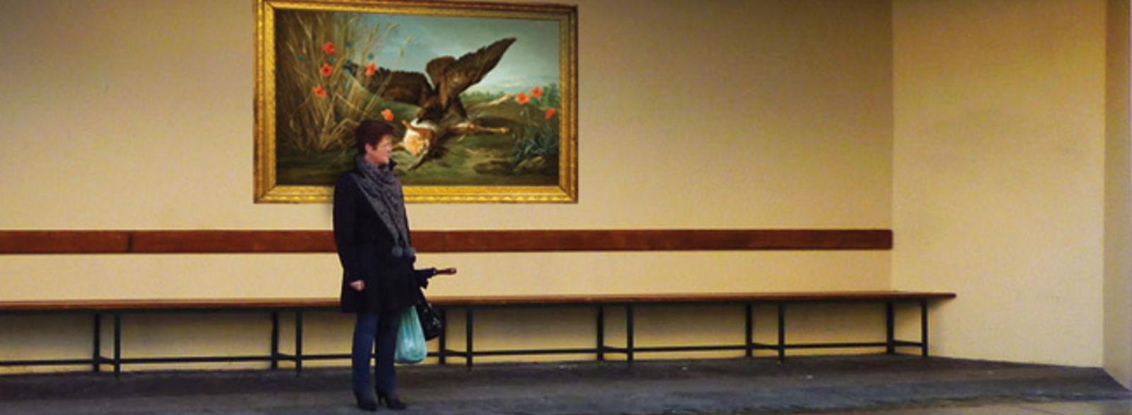 Cherbourg-Octeville dévoile ses toiles dans la rue