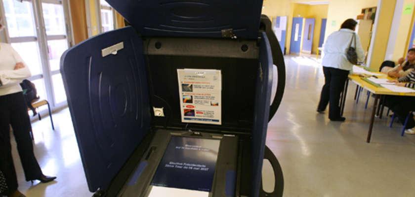 Votez contre le vote électronique