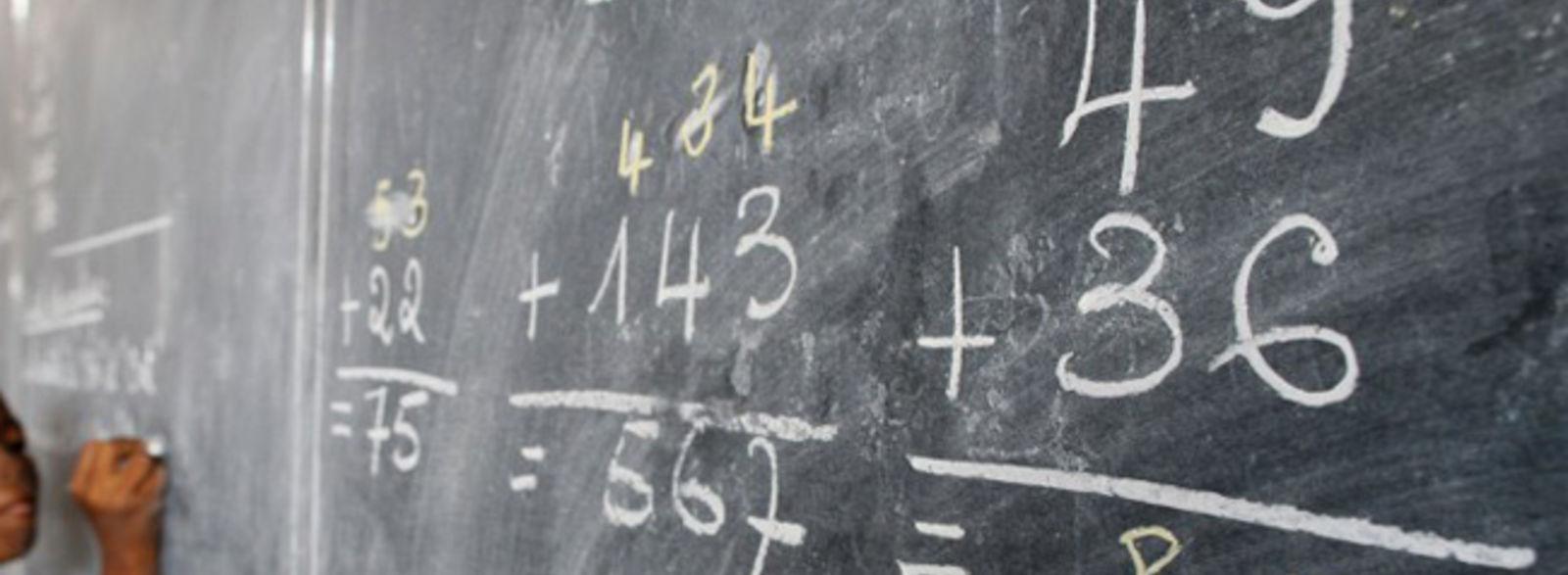La crise des vocations perdure dans l'éducation