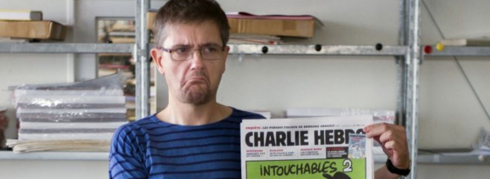 Charlie Hebdo : des  caricatures cyniques et désolantes