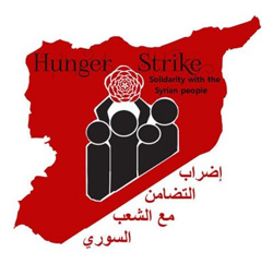 Illustration - Les réfugiés syriens veulent se faire entendre