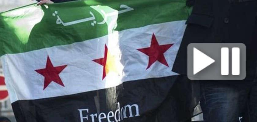 Les réfugiés syriens veulent se faire entendre