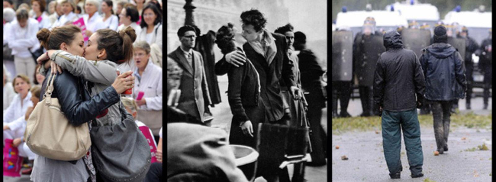 «Le baiser de Marseille»: pourquoi tant de buzz?