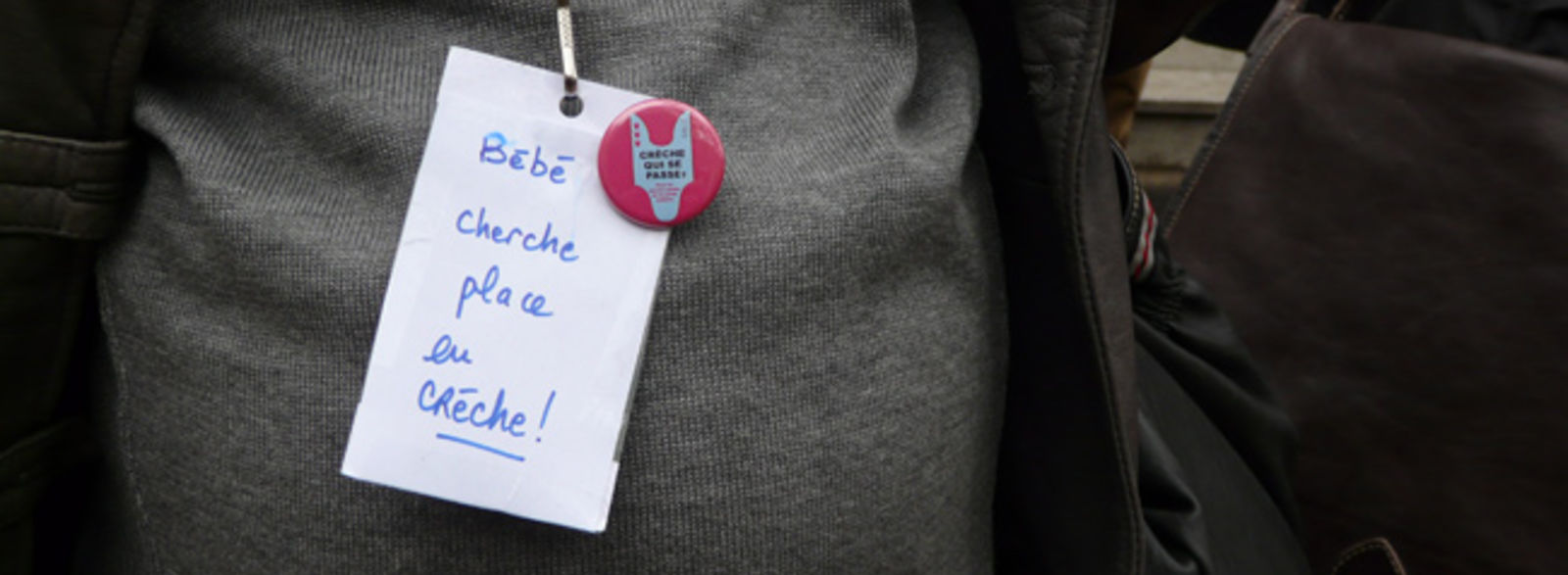Petite enfance : un collectif pour dénoncer la pénurie de places en crèche