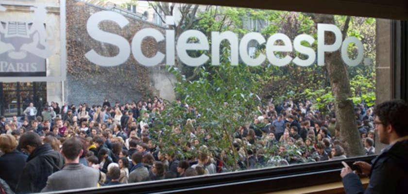 Rififi à Science Po Paris, un système « opaque » et «élitiste»