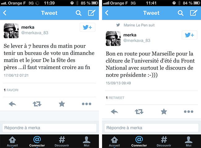 Illustration - Marine Le Pen <br>et « les brebis galeuses »