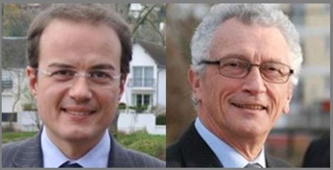 Dominique Joly et Philippe Gaudin (DR)
