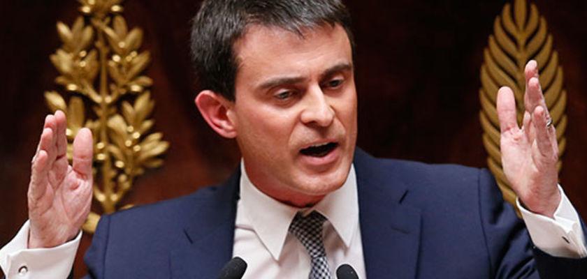 Manuel Valls, nouveau capitaine de l'austérité
