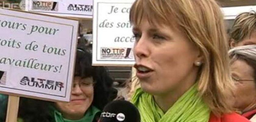 Il est risqué de manifester contre le TTIP à Bruxelles