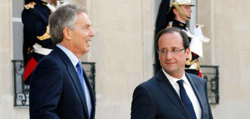 «Hollande met en pratique une version droitisée du blairisme»
