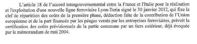Illustration - Lyon-Turin: «Le projet ne sera jamais rentable et sera payé par les contribuables»