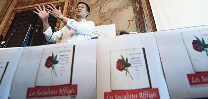 6e République: les «socialistes affligés» se rapprochent de Mélenchon