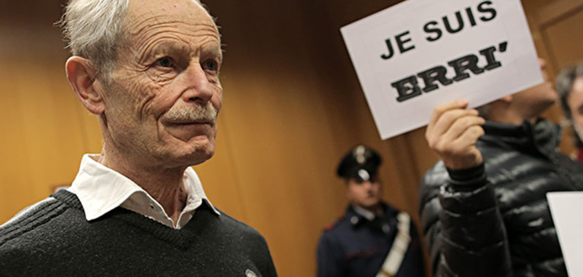 Lyon-Turin: Erri De Luca devant la justice