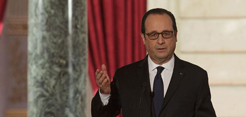Grèce : Hollande cautionne le chantage de la BCE