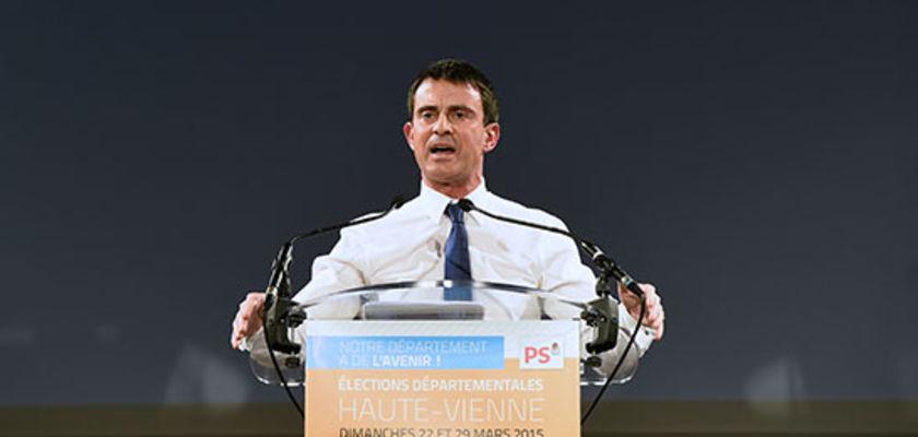 Manuel Valls, les intellectuels et le Front national