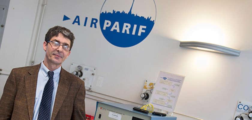 Airparif puni pour avoir annoncé les pollutions
