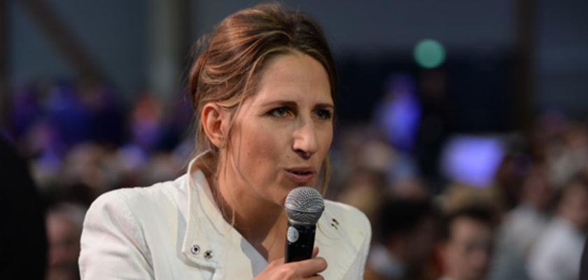 Au service de Sarkozy, la navigatrice Maud Fontenoy fait naufrage