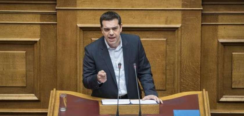 Référendum grec: Tsipras appelle à un «grand non» aux créanciers