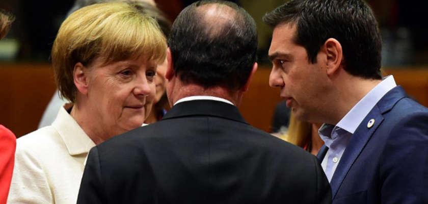 Grèce-UE : accord historique ou «coup d'État financier» ?