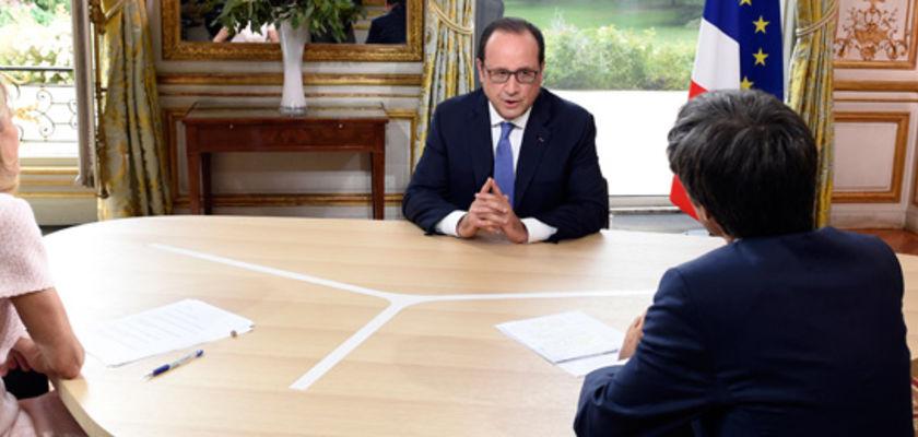 La perle de François Hollande