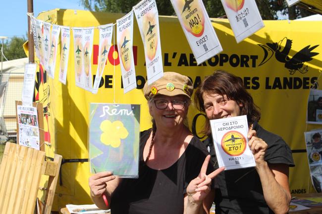 Illustration - Notre-Dame-des-Landes 2015 : les regards tournés vers la COP 21