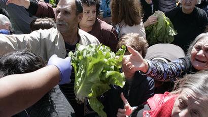 Grèce : «Partir des besoins fondamentaux»