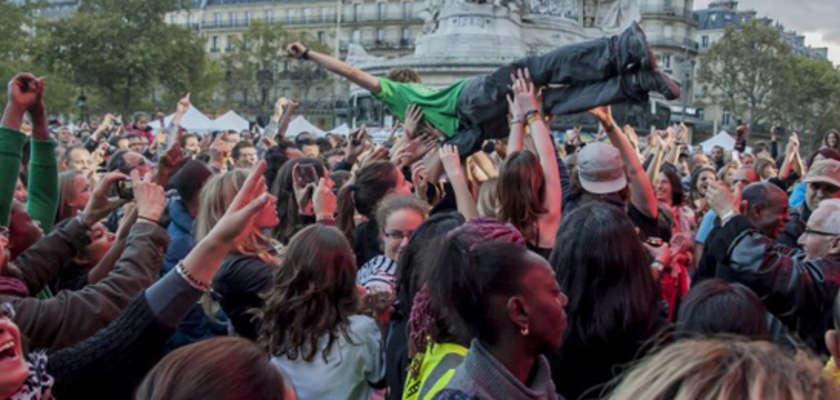COP 21 : «Nous ne respecterons pas l'interdiction de manifester»