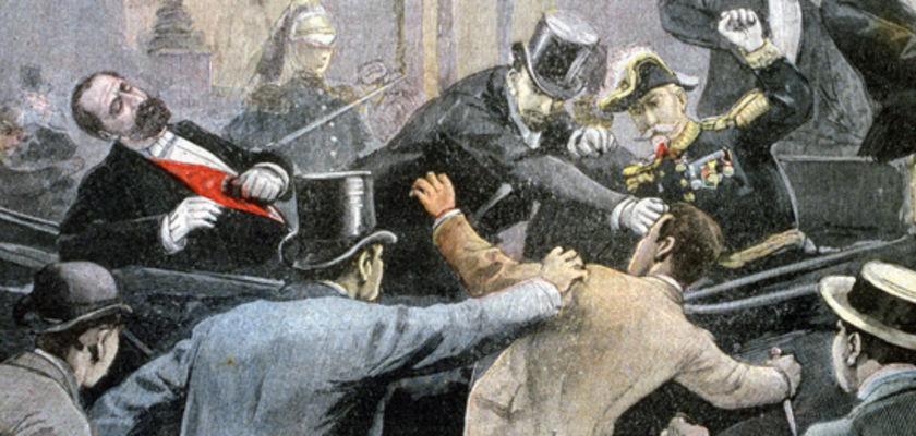 Etat d'urgence: Le précédent des «lois scélérates»