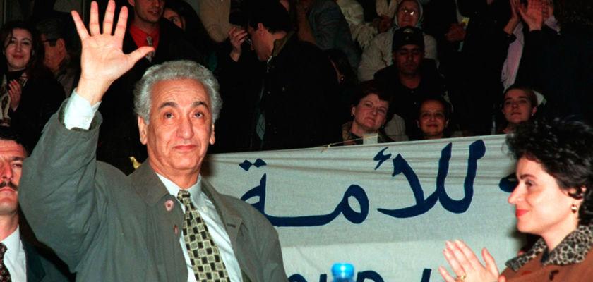 Aït Ahmed, l'homme qui a gagné la guerre et perdu la paix
