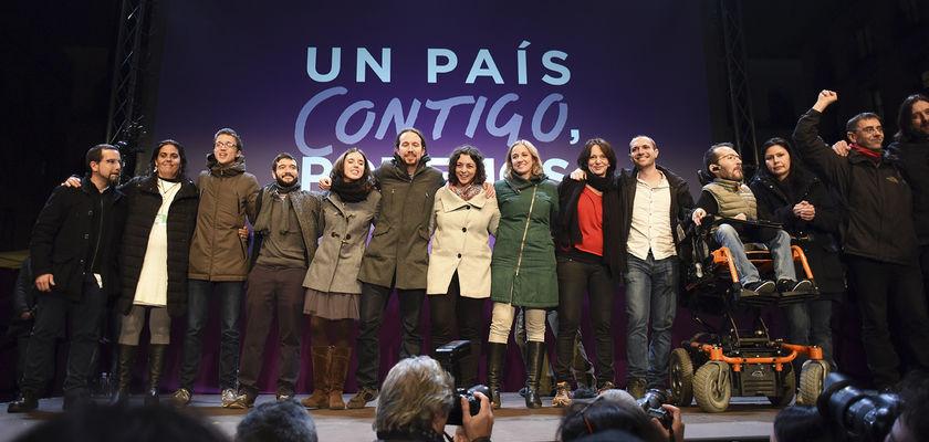 Espagne : la percée de Podemos