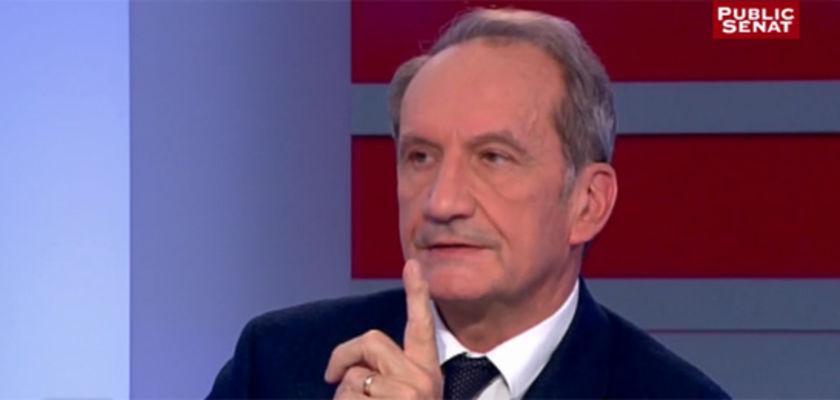 Gérard Longuet (LR): les Français ont «des poils dans la main»