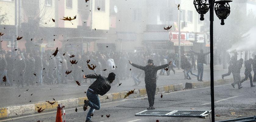 La Turquie mène sa guerre