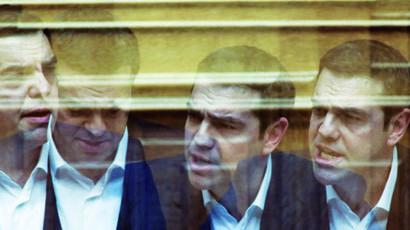 Tsipras dans le piège des créanciers