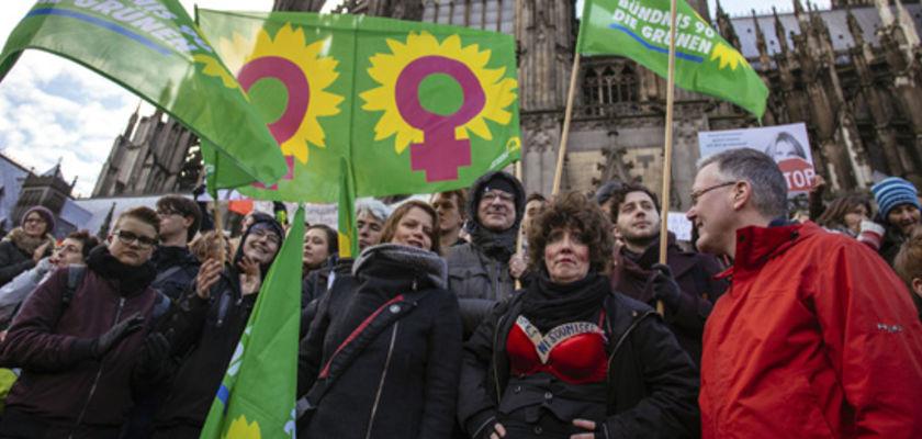 Allemagne : La lutte des femmes au second plan