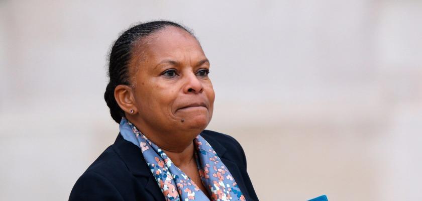Christiane Taubira démissionne... enfin